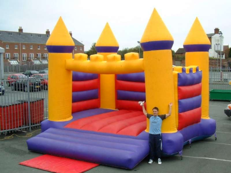 Adult Bouncy Castles 53