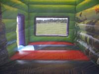 Jungle castle fun