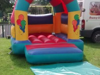 Infants Party Castle